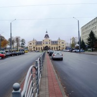 Відкриття оновленого залізничного вокзалу у Луцьку
