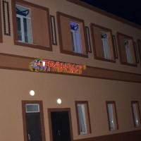 Мотель «Транзит+»